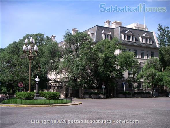 RECOLETA: Grand Apt on Exclusive Gelly y Obes Ave. Home Exchange in  9