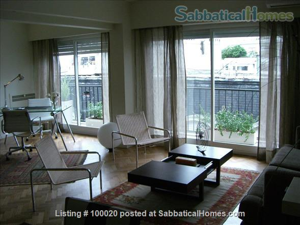 RECOLETA: Grand Apt on Exclusive Gelly y Obes Ave. Home Exchange in  1