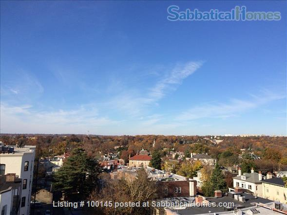Best Location in DC:  New Renovation of  Fully Furnished and Equipped Luxury Penthouse Apt.                                                                                                                         Home Rental in Washington, District of Columbia, United States 1