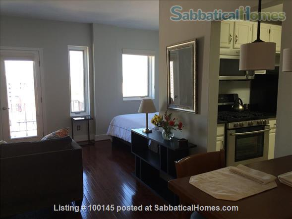 Best Location in DC:  New Renovation of  Fully Furnished and Equipped Luxury Penthouse Apt.                                                                                                                         Home Rental in Washington, District of Columbia, United States 5