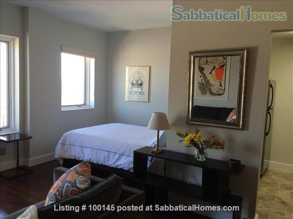 Best Location in DC:  New Renovation of  Fully Furnished and Equipped Luxury Penthouse Apt.                                                                                                                         Home Rental in Washington, District of Columbia, United States 6