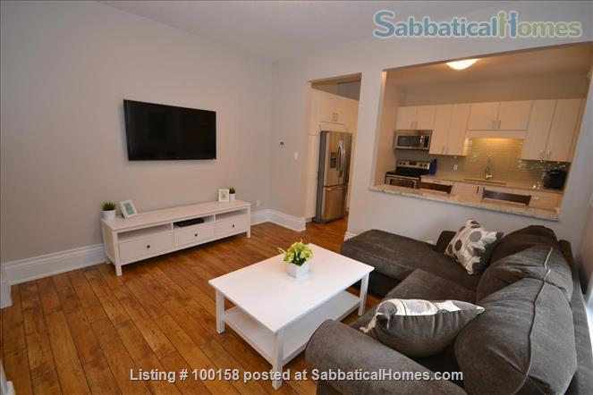 Historic Woodfied - Steps to Downtown Home Rental in London, Ontario, Canada 0