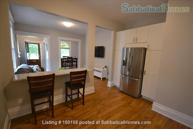Historic Woodfied - Steps to Downtown Home Rental in London, Ontario, Canada 4