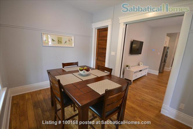 Historic Woodfied - Steps to Downtown Home Rental in London, Ontario, Canada 5