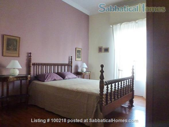 Two-bedroom flat in Athens with vintage furniture Home Rental in Athina, , Greece 4