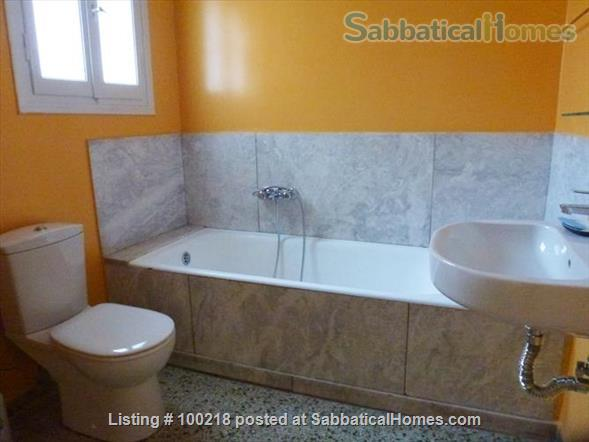 Two-bedroom flat in Athens with vintage furniture Home Rental in Athina, , Greece 7