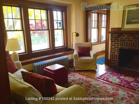 Cambridge Home Porter & David Squares,  Harvard, Tufts, MIT, Kendall Square, MGH, Boston Home Rental in Cambridge, Massachusetts, United States 1