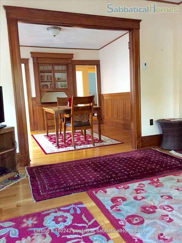 Cambridge Home Porter & David Squares,  Harvard, Tufts, MIT, Kendall Square, MGH, Boston Home Rental in Cambridge, Massachusetts, United States 0