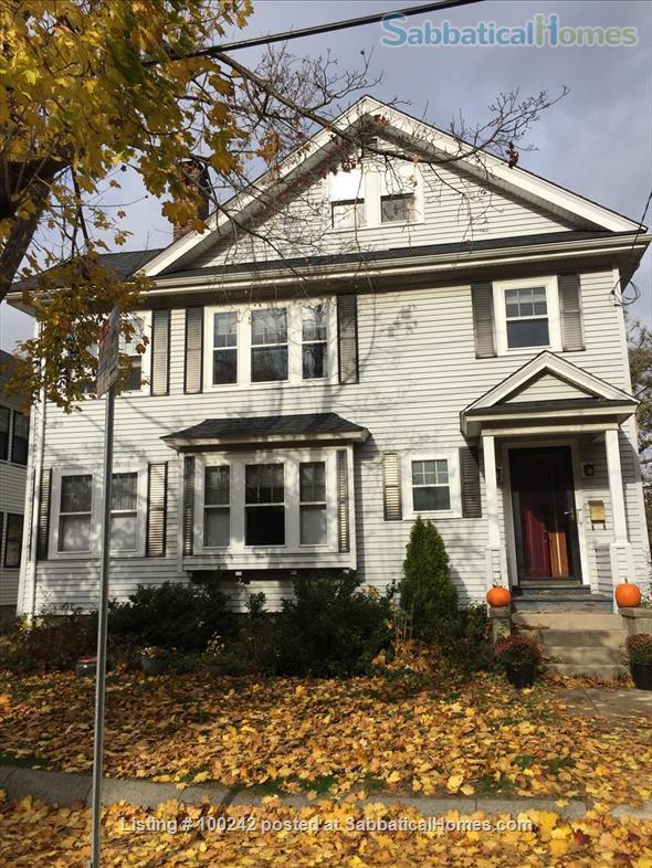 Cambridge Home Porter & David Squares,  Harvard, Tufts, MIT, Kendall Square, MGH, Boston Home Rental in Cambridge, Massachusetts, United States 6