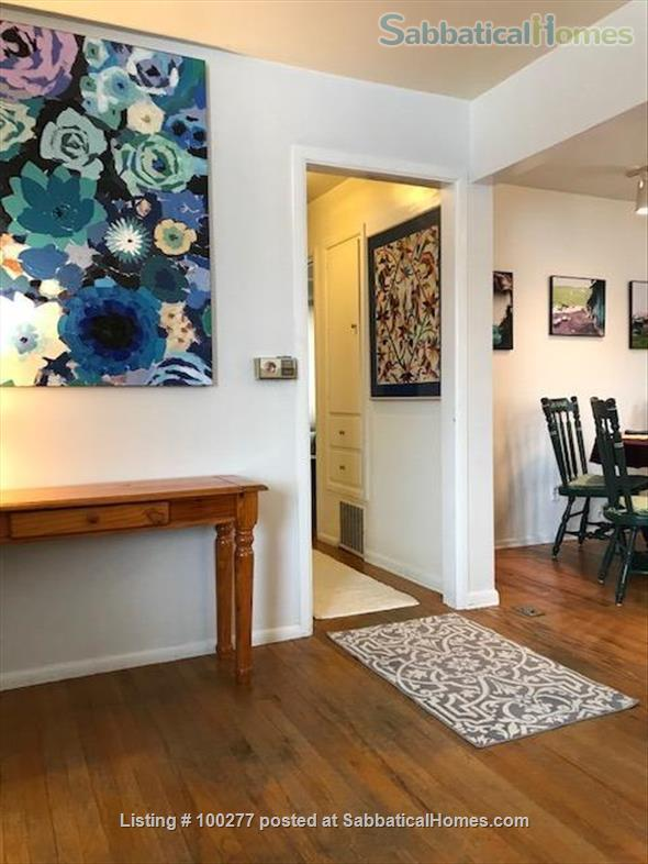 Furnished two bedroom home in Boulder -  available September 15,  2021   Utilities  included. Home Rental in Boulder, Colorado, United States 0