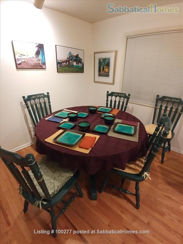 Furnished two bedroom home in Boulder -  available September 15,  2021   Utilities  included. Home Rental in Boulder, Colorado, United States 4