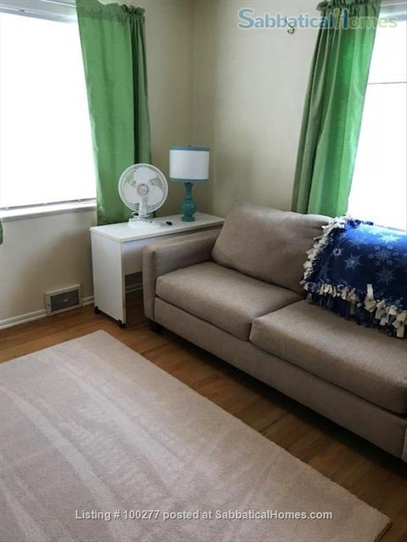 Furnished two bedroom home in Boulder -  available September 15,  2021   Utilities  included. Home Rental in Boulder, Colorado, United States 7