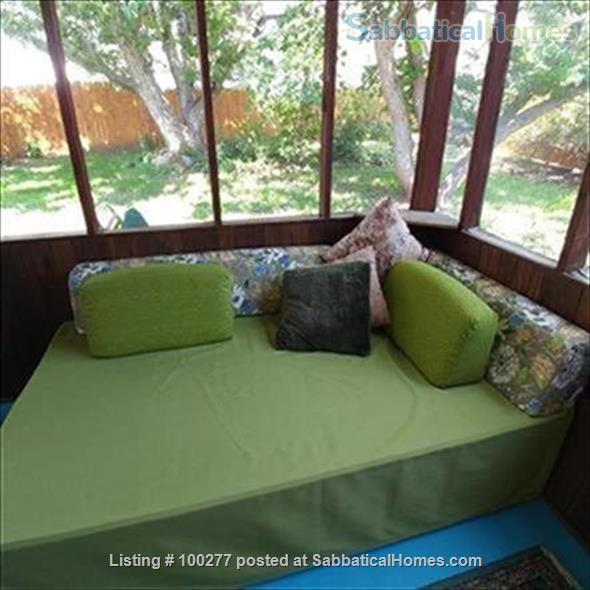 Furnished two bedroom home in Boulder -  available September 15,  2021   Utilities  included. Home Rental in Boulder, Colorado, United States 8