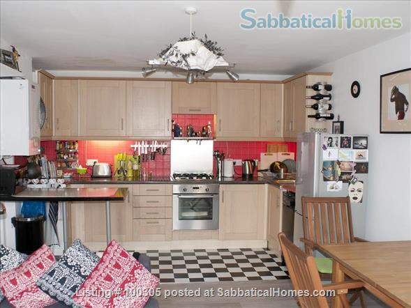 Cute n Comfortable central appartment Home Rental in Greater London, England, United Kingdom 3