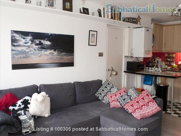 Cute n Comfortable central appartment Home Rental in Greater London, England, United Kingdom 5