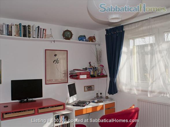 Cute n Comfortable central appartment Home Rental in Greater London, England, United Kingdom 6