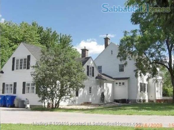 Guesthouse in Historic Home Home Rental in Gatineau, Quebec, Canada 0