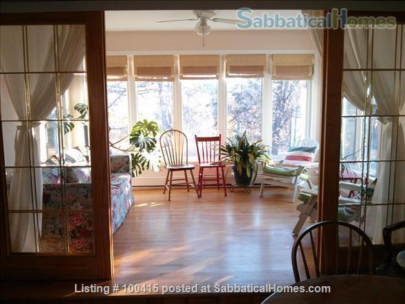 Guesthouse in Historic Home Home Rental in Gatineau, Quebec, Canada 7