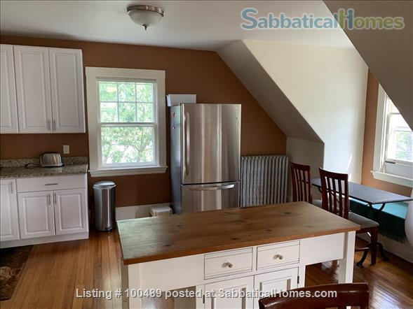 Sunny and Charming 2 BR in Historic Victorian in Arlington Center Home Rental in Arlington, Massachusetts, United States 0