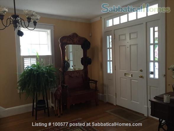 Charming Family Home in Northwest DC Home Rental in Washington, District of Columbia, United States 0