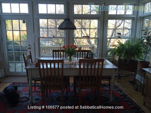 Charming Family Home in Northwest DC Home Rental in Washington, District of Columbia, United States 2