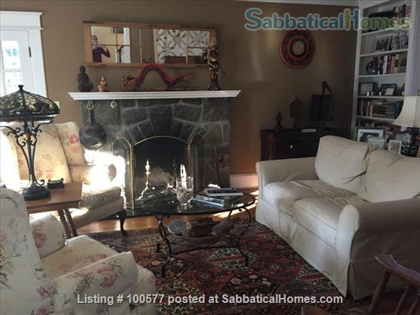 Charming Family Home in Northwest DC Home Rental in Washington, District of Columbia, United States 3