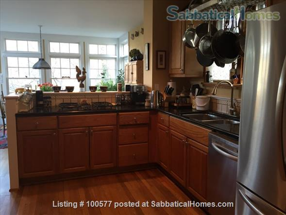 Charming Family Home in Northwest DC Home Rental in Washington, District of Columbia, United States 4