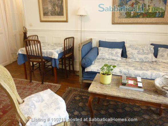 Two bedroom flat Latour Maubourg, Invalides, Eiffel tower Paris Home Rental in Paris, Île-de-France, France 1