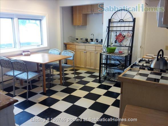 Upper NW  DC: Large  furnished 2 Bedroom English Basement Apartment Home Rental in Washington, District of Columbia, United States 1