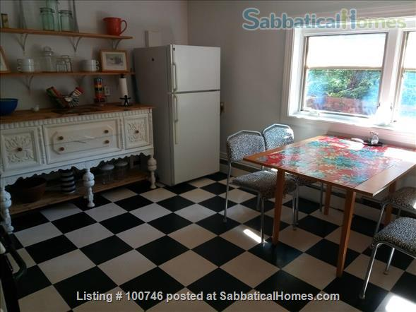 Upper NW  DC: Large  furnished 2 Bedroom English Basement Apartment Home Rental in Washington, District of Columbia, United States 0
