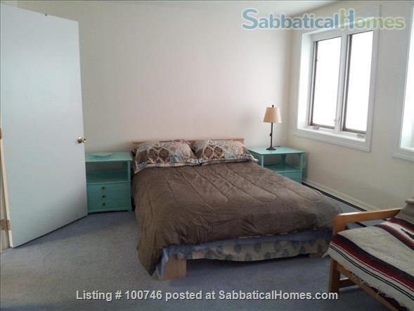 Upper NW  DC: Large  furnished 2 Bedroom English Basement Apartment Home Rental in Washington, District of Columbia, United States 3