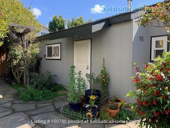Furnished Albany Garden Cottage Near Solano Avenue Berkeley Home Rental in Albany, California, United States 0