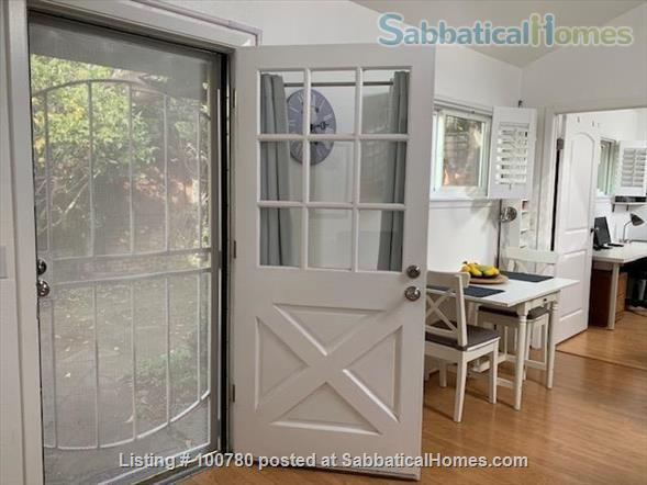 Furnished Albany Garden Cottage Near Solano Avenue Berkeley Home Rental in Albany, California, United States 2