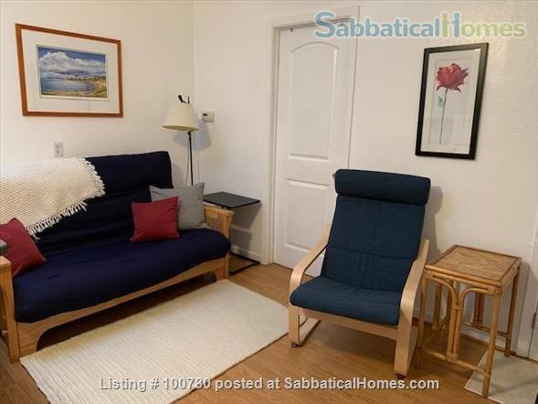 Furnished Albany Garden Cottage Near Solano Avenue Berkeley Home Rental in Albany, California, United States 3