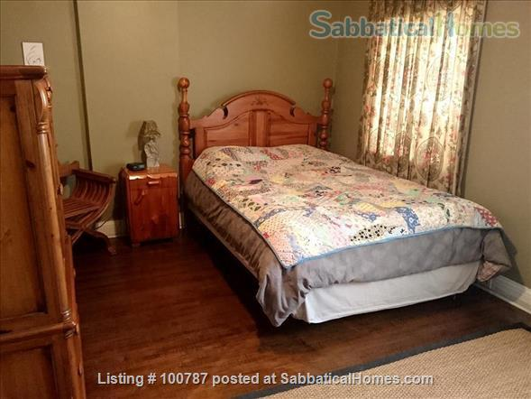 Quiet and convenient two plus bedroom house close to the Junction area. Home Exchange in Toronto 2