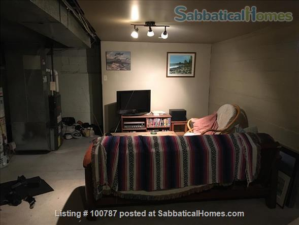 Quiet and convenient two plus bedroom house close to the Junction area. Home Exchange in Toronto 6