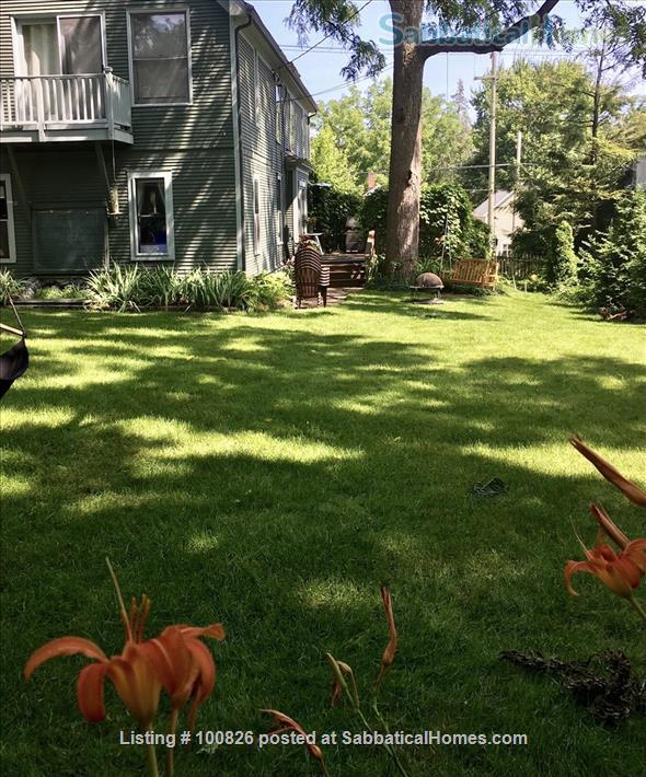 OLD WESTSIDE-Renovated flat.  Walk to campus/downtown-All Utilities/WIFI Home Rental in Ann Arbor, Michigan, United States 5