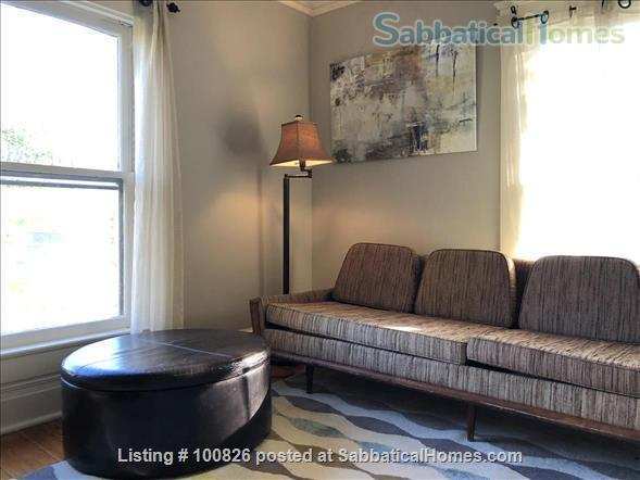 OLD WESTSIDE-Renovated flat.  Walk to campus/downtown-All Utilities/WIFI Home Rental in Ann Arbor, Michigan, United States 8