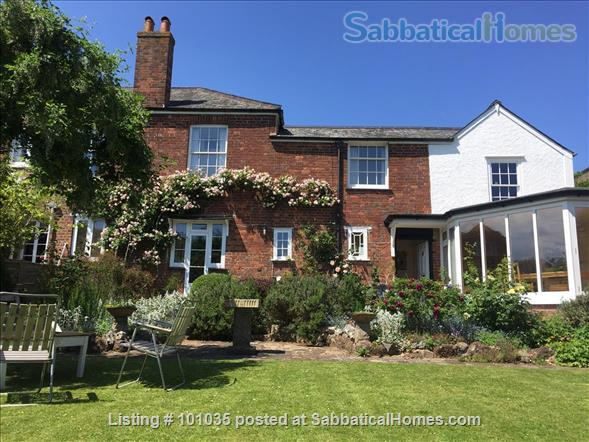 listing image for Home for nominal rent Exeter UK June through to September 2022.