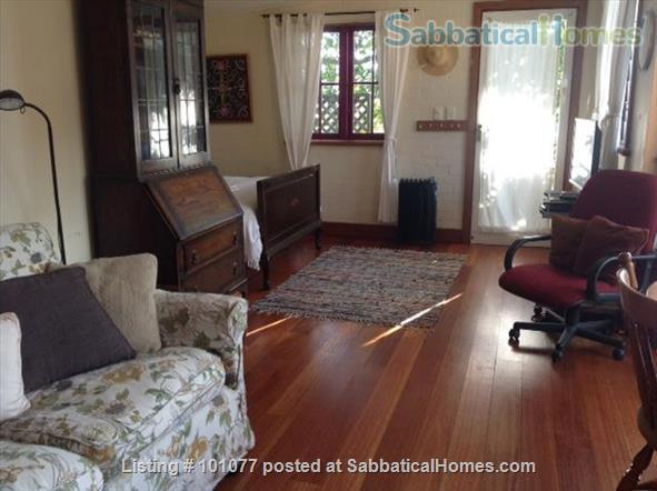 Annandale garden studio Home Rental in Annandale, New South Wales, Australia 2