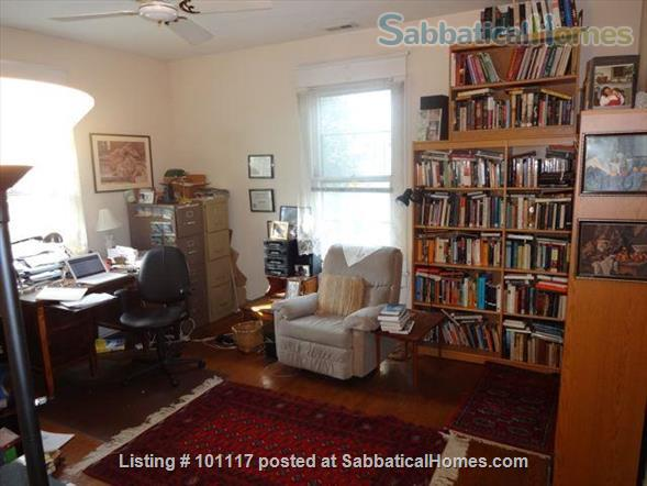 Beautiful 9-month rental in historic downtown Raleigh! Home Rental in Raleigh, North Carolina, United States 7