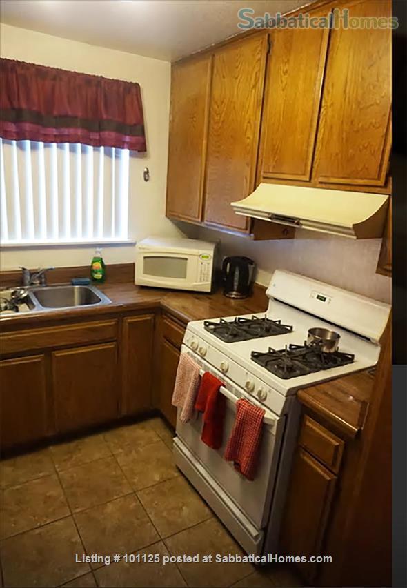 Central, 2bd, 2ba, 2 office space, deck Redlands home near U of Redlands Home Rental in Redlands, California, United States 2