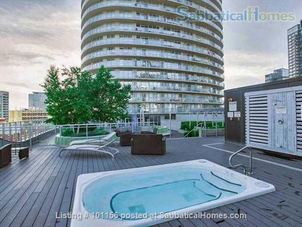 Downtown Lakeshore condo Home Rental in Toronto, Ontario, Canada 4