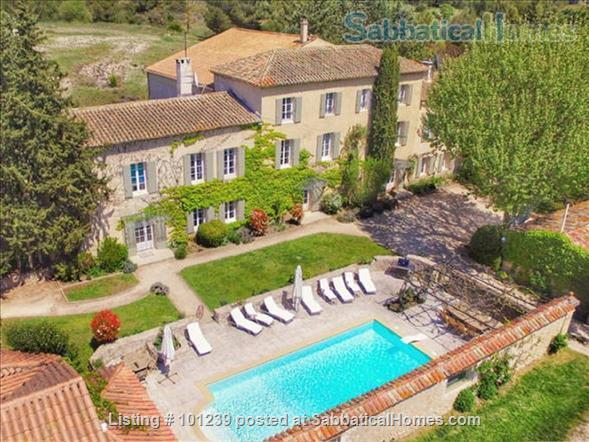 Fabulous 18c property 25 minutes from Aix en Provence Home Rental in Lambesc, Provence-Alpes-Côte d'Azur, France 1
