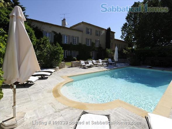 Fabulous 18c property 25 minutes from Aix en Provence Home Rental in Lambesc, Provence-Alpes-Côte d'Azur, France 0