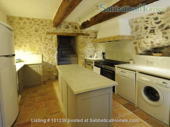 Fabulous 18c property 25 minutes from Aix en Provence Home Rental in Lambesc, Provence-Alpes-Côte d'Azur, France 3