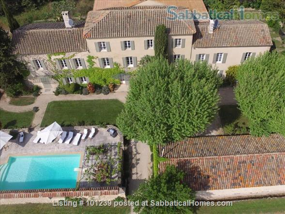 Fabulous 18c property 25 minutes from Aix en Provence Home Rental in Lambesc, Provence-Alpes-Côte d'Azur, France 7