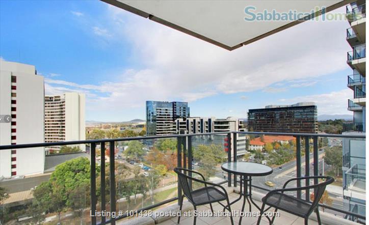 Stylish apartment alongside Australian National University (ANU) Home Exchange in Canberra, ACT, Australia 0