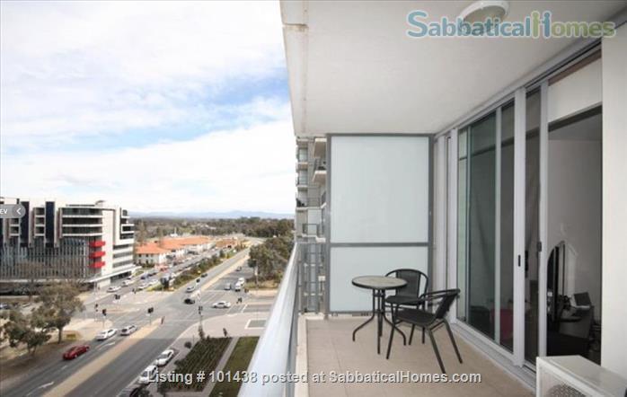 Stylish apartment alongside Australian National University (ANU) Home Exchange in Canberra, ACT, Australia 2