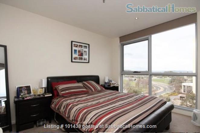 Stylish apartment alongside Australian National University (ANU) Home Exchange in Canberra, ACT, Australia 6